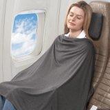 Серый цвет авиакомпании одеяло вентиляции салона