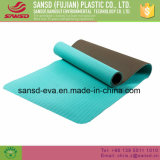 Precio competitivo Eco friendly Non-Slip Private Label Estera Del Yoga 6mm