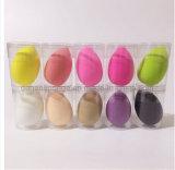 Макияж губкой для смешивания красота оригинального косметический отшелушивающей подушечкой порошок отшелушивающей подушечкой оригинальные упаковочные Blender Foundation женщины составляют инструменты