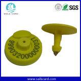 Etiqueta de oído del alto grado ISO11784/5 134.2kHz RFID