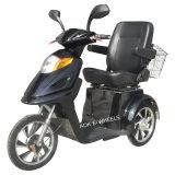 500W48V 3 Колеса электрического скутера, Trike мобильности инвалидов с электроприводом инвалидных колясках для использования вне помещений при движении (ТК-015)