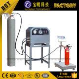 Un extincteur de haute qualité de l'azote N2 de remplissage de l'azote de remplissage refiller