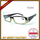 Vidrios de lectura plásticos del fabricante de R14251 China