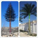 Camouflage Pine Tree torre de telecomunicações da Antena