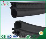 Perfil Co-Extrusion borracha EPDM para armário, automóvel, aparelhos eléctricos, recipientes