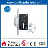 Aço inoxidável com Cadeado preto com marcação CE Classificação (DDML032)