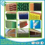Qingzhouの家禽の換気の換気扇および冷却のパッド
