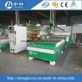 ATC-vorbildliche Holz CNC-Ausschnitt-Maschine mit Bohrung-Block