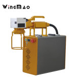 machine de marquage au laser 20W de haute qualité d'expédition rapide 30W tenue en main machine de marquage au laser à fibre optique