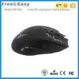 6D Gaming Mouse mit Light Sensor LED Light