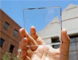 Espace libre en verre solaire Tempered modelé