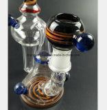 Farben-Glaswasser-Rohr Haken-Gewehr-Bohrung-Öl-Filtration