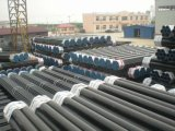 Tubo de acero inoxidable del SUS 202 laminados en caliente