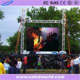 Хороший экран единообразия P6.6 напольный безшовный СИД Panle/LED (CE)