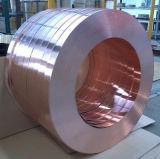 弾丸のシェルのための銅の覆われた鋼鉄ベルト