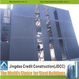 Edifícios de aço claros pré-fabricados Multi-Story do baixo custo