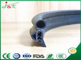 Прокладка запечатывания профиля предохранения от края u металлического листа резиновый