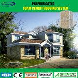 Chambre préfabriquée de norme européenne avec le système à énergie solaire et intelligent