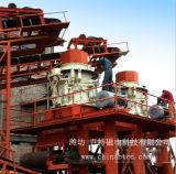 2018 Nouveau type de minerai de fer hydraulique HP-300/concasseur à cônes de galets pour le mien l'industrie (70-300Taille d'alimentation)