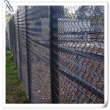 358 High Security Anti Escalada soldadas de aço do jardim do painel da Barragem de malha de arame