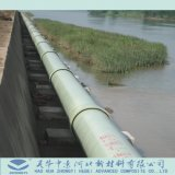 GRP che avvolge i tubi di acqua potabile