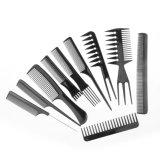 10 pcs stylistes PEIGNE cheveux professionnel, un salon de coiffure, Salon de Coiffure Peigne Peigne