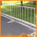 American galvanisé barrière de l'événement Contrôle de la foule des barricades
