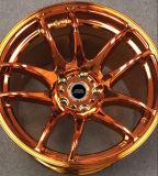 """Автозапчастей 17""""19"""" Япония Enkei черный хром алюминиевые колесные диски"""