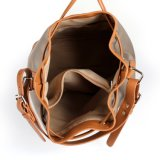 Quatro cores Mummy Bucket Backpack Bags