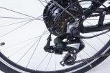 후방 고속 무브러시 모터 전기 도시 자전거