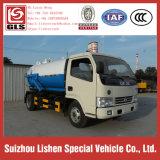5000L Sewage Tank Truck Dongfeng 4*2 Sewage Suction Truck