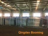 Construction Construction de clôtures temporaires de maillon de chaîne