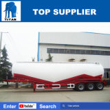 タイタンの手段-バルク石灰はセメントのセメントの粉のタンカー輸送のBulkerのトレーラーに値を付ける