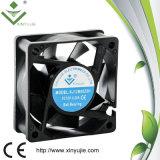 ventilatore industriale 60X60X25mm di CC di 12V 24V 6025