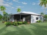 Prefabricated 강철 구조물 이동할 수 있는 집 (KXD-V1)