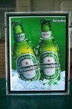 Cadre photo publicitaire affichage acrylique