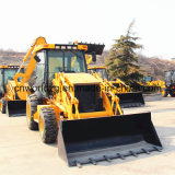 H Type RiggersのローダーそしてBackhoe