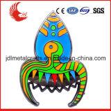 Da manufatura a mais grande da ferragem de China fabricante Shaped feito sob encomenda do emblema