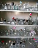 水低下の形の香水のガラスビン55ml