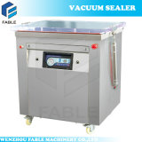 Stainless Steel Food Vacuum Sealer with Individual Chamber (DZ- 650R)