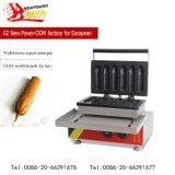 Fabrik-Mais-Waffel-Hersteller/Hotdog-Waffel-Hersteller-Maschine für Lebesmittelanschaffung-Gerät