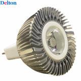 4W luz redonda del punto del aluminio MR16 LED (DT-SD-002)