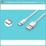 Белый ПВХ 3.0 USB-кабель типа C - быстрая зарядка для смартфонов