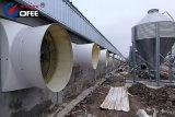 صناعيّة [سنغل فس] الصين نفّاخ يؤوي [إإكسهوست فن] لأنّ دواجن خنزير منزل ودفيئة