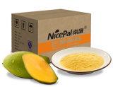 自然なマンゴのフルーツジュースの粉の味