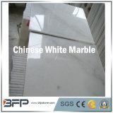 mattonelle del marmo di bianco cinese di spessore di 10mm per la distribuzione utilizzata in pavimento, parete, decorazione