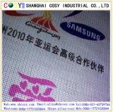 Цифровая печать на открытом воздухе ПВХ сетки ограждения для рекламных баннеров