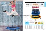 "Ronda colorida mini trampolim para as crianças, Round Trampolim Premium com caixa, 48"" Mini-Trampolim (TX-B6212-48)"