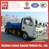 Dongfeng Sewage Vacuum Fecal Truck Sewage Suction Truck für Sale