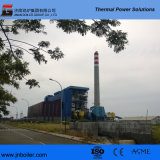 ASME/Ce 130t/H 발전소를 위한 고열 고압 순환 유동층 보일러